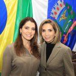 Dulce Neves e Darcy Vera / Foto: Ludson Aiello