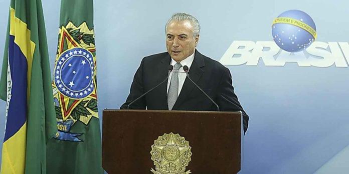 Ex-presidente Michel Temer