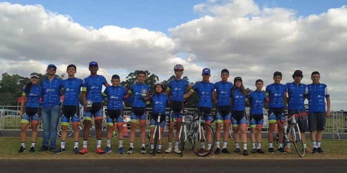 Equipe de Ciclismo Base de Ribeirão Preto