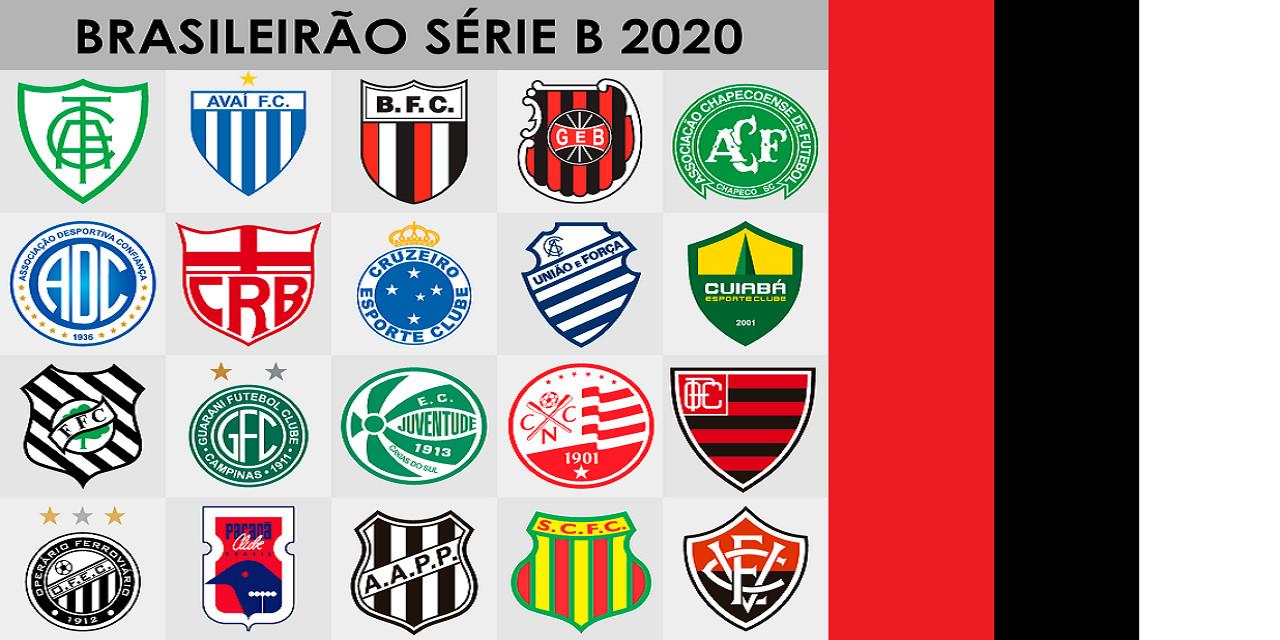 Blog Do Miqueas Capuxu Futebol Cbf Define Tabela Do Campeonato Brasileiro Da Serie B 2020