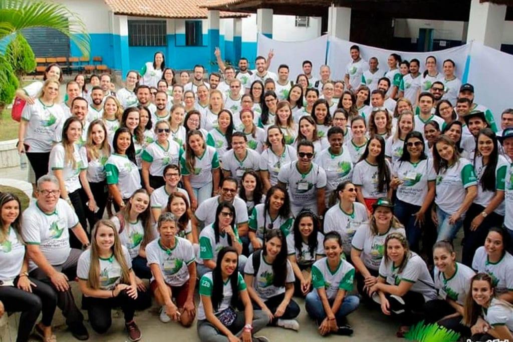 Equipe do Voluntários do Sertão